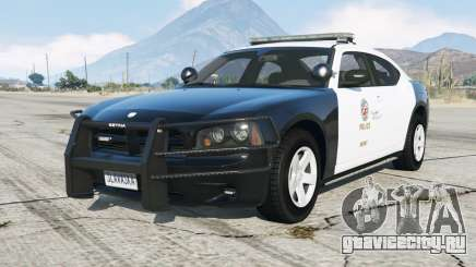 Dodge Charger (LX) Police для GTA 5