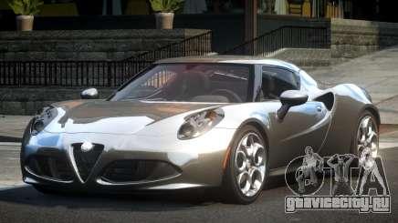 Alfa Romeo 4C L-Tuned L1 для GTA 4