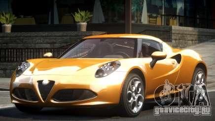Alfa Romeo 4C L-Tuned для GTA 4