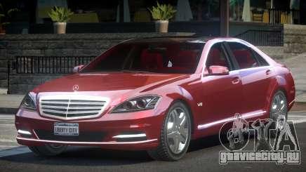 Mercedes-Benz S600L V1.2 для GTA 4