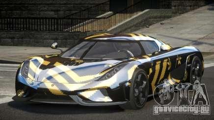 Koenigsegg Regera GT L4 для GTA 4