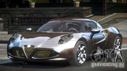 Alfa Romeo 4C SR PJ7 для GTA 4