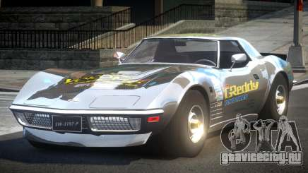 Chevrolet Corvette C3 L7 для GTA 4