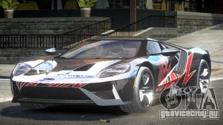Ford GT BS Racing L8 для GTA 4