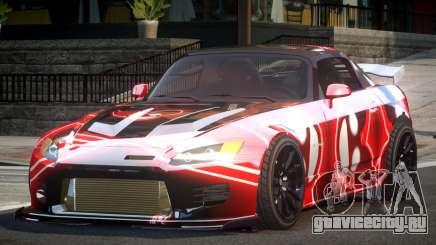 Honda S2000 PSI Drift L6 для GTA 4