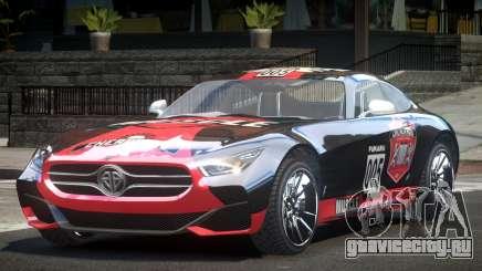 Benefactor Schlagen GT L7 для GTA 4