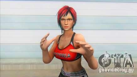 Dead Or Alive 5 - Mila (Costume 1) V13 для GTA San Andreas