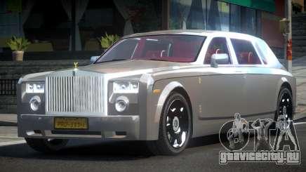 Rolls-Royce Phantom ES для GTA 4