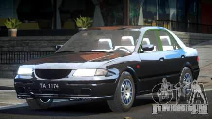 Mazda 626 ST для GTA 4