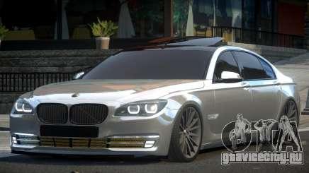 BMW 750Li LT для GTA 4