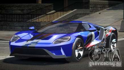 Ford GT BS Racing L1 для GTA 4