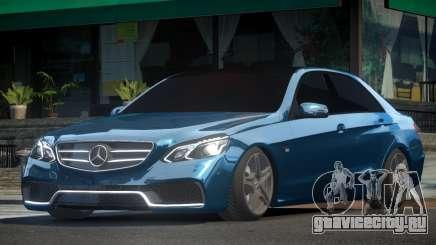 Mercedes-Benz E63 GS для GTA 4