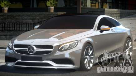 Mercedes-Benz S63 SP A-Style для GTA 4