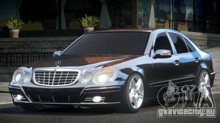 Mercedes-Benz E320 GS для GTA 4
