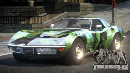Chevrolet Corvette C3 L6 для GTA 4