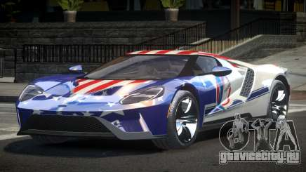 Ford GT BS Racing L3 для GTA 4