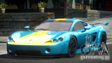 Ascari A10 Racing L9 для GTA 4