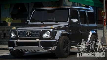 Mercedes-Benz G65 SP V1.1 для GTA 4