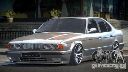 BMW M5 E34 RT для GTA 4