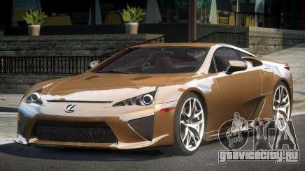 Lexus LF-A SP R-Tuning для GTA 4