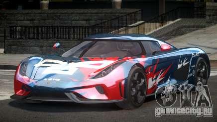 Koenigsegg Regera GT L7 для GTA 4