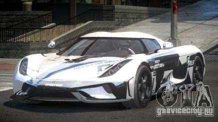 Koenigsegg Regera GT L9 для GTA 4