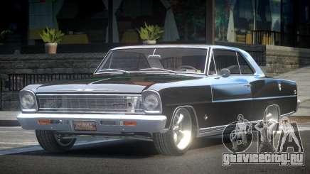 Chevrolet Nova BS S-Tuning для GTA 4