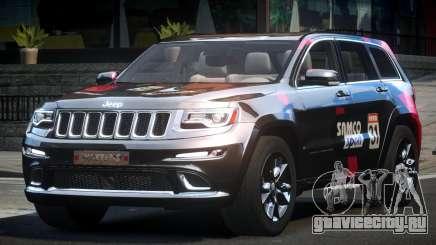 Jeep Grand Cherokee E-Style L3 для GTA 4