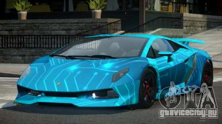 Lamborghini Sesto Elemento SP L3 для GTA 4