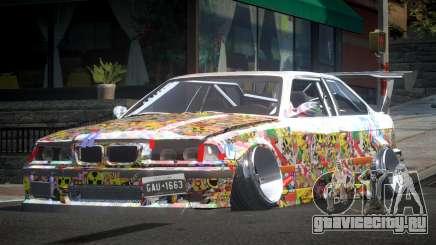 BMW M3 E36 PSI Drift PJ5 для GTA 4