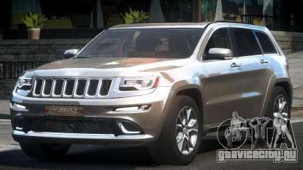 Jeep Grand Cherokee E-Style для GTA 4