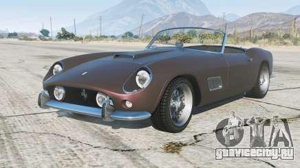 Ferrari 250 GT California Passo Lungo 1959 для GTA 5