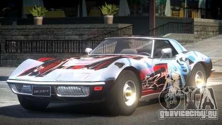Chevrolet Corvette C3 L11 для GTA 4