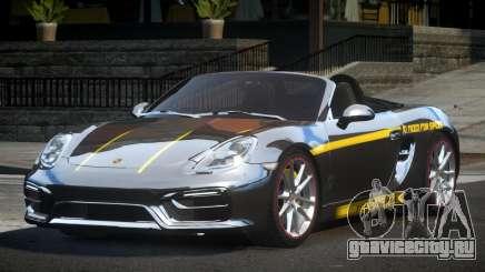 2012 Porsche 981 L9 для GTA 4