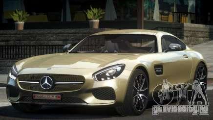 Mercedes-Benz ES AMG GT для GTA 4