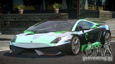 Lamborghini Gallardo LP570 BS L1 для GTA 4