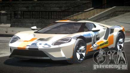 Ford GT BS Racing L5 для GTA 4