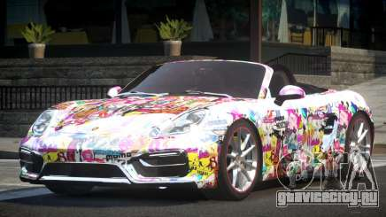 2012 Porsche 981 L6 для GTA 4