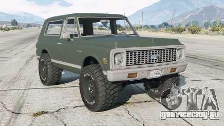 Chevrolet K5 Blazer (KS10514) 1972 для GTA 5