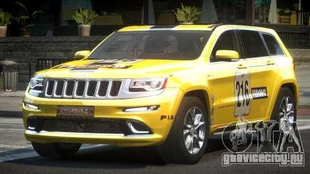 Jeep Grand Cherokee E-Style L11 для GTA 4