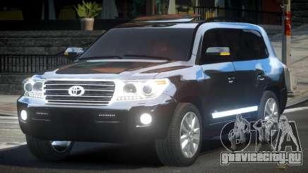 Toyota Land Cruiser V8 TR для GTA 4