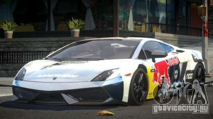 Lamborghini Gallardo LP570 BS L3 для GTA 4