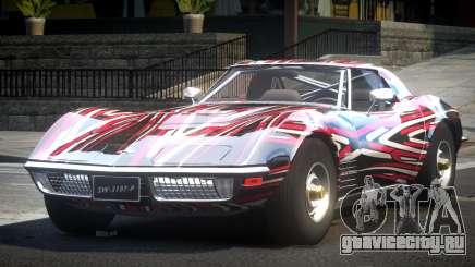 Chevrolet Corvette C3 L10 для GTA 4