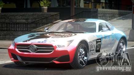 Benefactor Schlagen GT L3 для GTA 4