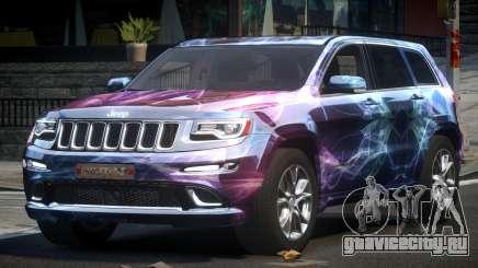 Jeep Grand Cherokee E-Style L6 для GTA 4