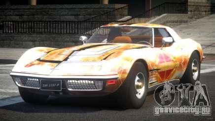 Chevrolet Corvette C3 L2 для GTA 4