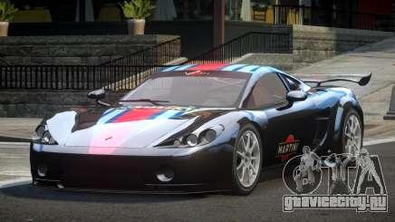 Ascari A10 Racing L10 для GTA 4