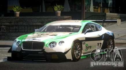 Bentley Continental GT Racing L6 для GTA 4