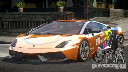 Lamborghini Gallardo LP570 BS L5 для GTA 4