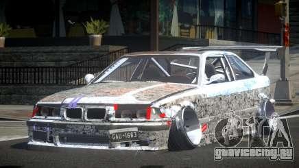 BMW M3 E36 PSI Drift PJ1 для GTA 4